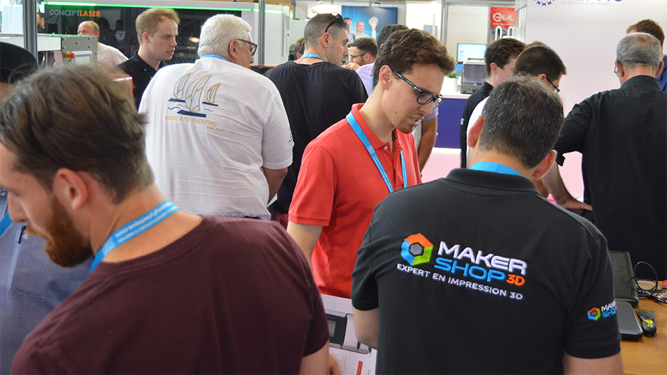 3D Print Lyon 2018 : Salon dédié à la fabrication additive